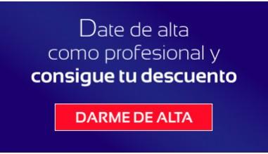 DATE DE ALTA COMO PROFESIONAL EN RECAMBIOS PARA CALDERAS